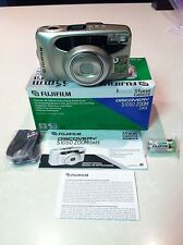 FUJIFILM Discovery S1050 Zoom Date 35mm Point & Shoot Film Camera (NEW)