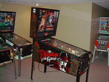 Data East PHANTOM OF THE OPERA Modern Classic Arcade Pinball Machine