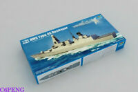 Trumpeter 04550 1/350 HMS Daring Type 45 Destroyer Hot