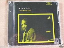 Curtis Jones Trouble Blues 1960 Prestige Bluesville New CD 1993