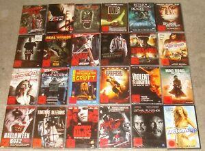 DVD Paket FSK 18 - NEU - Steelbook - Horror - Zombie- (6)