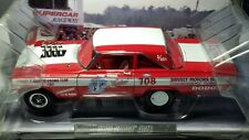 1/18 HIGHWAY 61 BUD FAUBEL 1965 DODGE CORONET HEMI THE HONKER