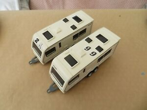 SCALEXTRIC POSSIBLE SCENERY/TOWING CARAVANS