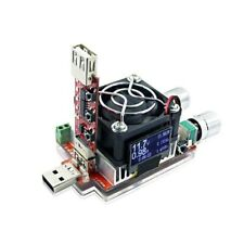 35W Constant Current Double Adjustable Electronic Load QC2.0/3.0 Triggers