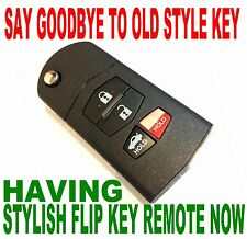 M-STYLE FLIP KEY REMOTE FOR CHEVY CHIP IMMOBILIZER RFID CLICKER FOB OUC060270