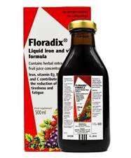 Floradix Liquid Iron and Vitamin Formula (500 ml)