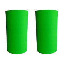 1115 Green Labels for Monarch two line price gun, 2 sleeves Made in USA