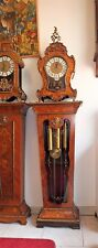 3 x GEWICHTE LAURIS HERMLE GERMANY BOULLE mit KONSOLE STANDUHR-WESTMINSTER BROZE