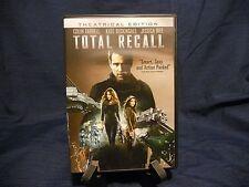 Total Recall (DVD, 2012, Includes Digital Copy UltraViolet)