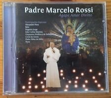 Agape Amor Divino by Padre Marcelo Rossi (CD, Aug-2008, BMG)