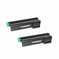 2PK 43979206 for Okidata BLACK HY Toner Cartridge MB460 MB470 OKI B B430d B430dn