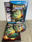 Rayman Legends (Nintendo Wii U, 2013) Complete Tested Rated E10+ Ubisoft