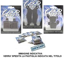 Montesa Cota 315 R 2003 Disque de frein Plaquettes Avant Goldfren cc