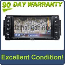 CHRYSLER JEEP DODGE Ram MyGig Navigation Radio CD MP3 DVD Sirius Player 730N RER