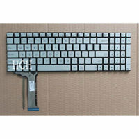 New for Asus VivoBook Pro N552 N552VX N552VW  N552V US Keyboard Backlit Silver