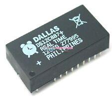 1PCS DS12C887+ DS12C887 Real Time Clock DIP-18 IC New Original
