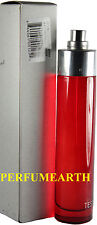 360 RED TSTR FOR MEN 3.4 OZ EDT SPRAY NEW IN TSTR BOX BY PERRY ELLIS