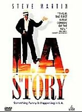 L.A. Story (DVD, 1998) Leading Role: Steve Martin NEW