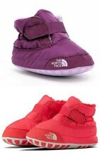 The North Face Infant Asher Bootie Soft Sole Shoe Atomic Pink or Wood Violet 0-3