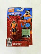 Mega Construx Masters of the Universe MOTU Stinkor Figure