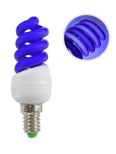 Lampadina basso consumo e14 13w luce blu lampadine 220v lampada e 14 13 watt