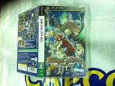 PSP GAME HEXYZ FORCE (ORIGINAL USED)