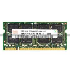 Hynix 2GB PC2-6400 DDR2 800MHz 200pin SO-DIMM Laptop Memory RAM Speicher