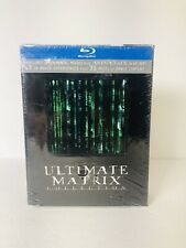 NEW Sealed The Ultimate Matrix Collection 6-Disc Blu-ray Box Set