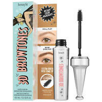 BENEFIT 3D Browtones Highlighting Brow Gel Eyebrow Enhancer Shde 2 6ml UK SELLER