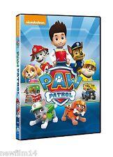 PATRULLA CANINA PAW PATROL DVD NUEVO ( SIN ABRIR )