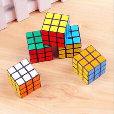 Kids Twist Puzzle Magic Cube Rubik Classic Rubix Toy Game 3x3x3cm