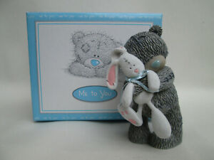 Brand New in Box 2003 ME TO YOU Figurine  'My Special Friend' Bear and Rabbit