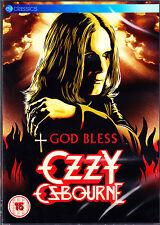 OZZY OSBOURNE god bless  DVD NEU OVP/Sealed