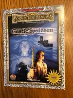 Castle Spulzeer Advanced Dungeons and Dragons Forgotten Realms/Ravenloft