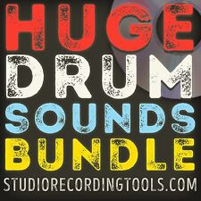 Drum Sounds Bundle BreakBeats Vinyl Loops KITS Breaks Motif XS ES J DILLA Beats!