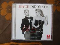 CD REISSUE JOYCE DIDONATO - Orchestre Et Chœur De L'Opéra De Lyon / Erato