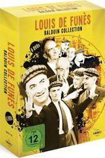 BALDUIN COLLECTION (Louis de Funes) 6 DVDs NEU+OVP