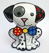 HIS ROYAL HIGHNESS Figur Romero Britto Skulptur 66452081 Hund PopArt Goebel Dog