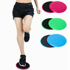 Gliding Discs Fitness Core Sliders Dual Sided Disc For Home Abs Exercise Workout