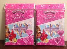 LOT of 2 Sticker Princess Treats 16 Sticker Boxes Each Party Favors Classroom