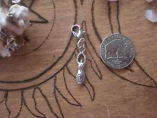 Wicca Goddess Mother Earth Clip On Silver Bracelet Necklace Embelishment