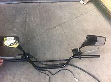 new suzuki lta700 lta750 king quad master cylinder mount mirrors  2005-2014