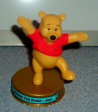 "Disney 100 Years Of Magic Winnie The Pooh 3.5"" Toy Figure Cake Topper"