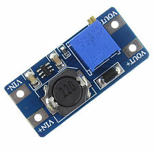 Step Up Power Supply Module DC-DC 2V-24V to 5/9/12/28V 2A Boost Converter module