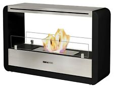 EU- CERTIFIED  Ethanol fireplace heat output  power of 4.0kw with 5 litre burner