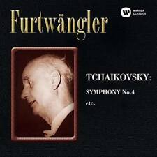 WILHELM FURTWANGLER-TCHAIKOVSKY: SYMPHONY NO.4. ETC.-JAPAN SACD HYBRID G35