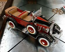 Hallmark Kiddie Car Classics 1935 American Tandem Luxury Limited Ed. Die-Cast