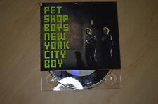 Pet Shop Boys - New York city boy. CD-Single (CP1706)