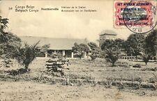 More details for congo belge belgish congo ponthierville postcard antique occupation belge