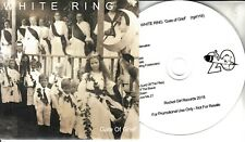 WHITE RING Gate Of Grief 2018 UK 14-trk promo test CD